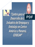 Presentación 2014 EMPAQUES Y EMBALAJES