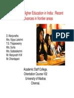 Higher Education 1