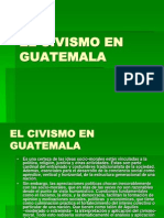 El Civismo en Guatemala