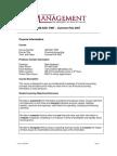 UT Dallas Syllabus for aim6201.pjm.07f taught by Mark Anderson (andersmc)
