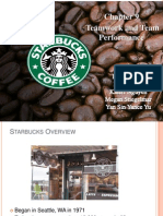 MHR 318 Starbucks