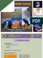 Karakteristik Tanah (Mekanika Tanah 1)