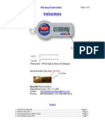 RSA SecurID FOB_User Guide