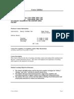 UT Dallas Syllabus for ed4353.501.07f taught by Nancy Van (ncv013000)