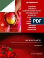 Mango Season