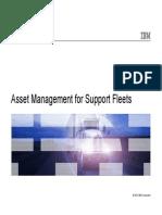 Asset Management for Fleet