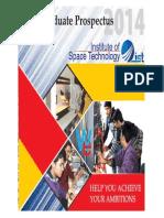 IST Graduate Prospectus 2014