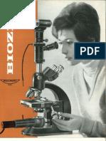 Reichert BioZet Microscope