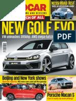 Autocar - April 23 2014 UK