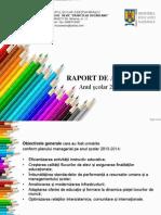 Raport 2013-2014