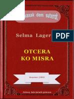 Otcera ko Misra, ke Selma Lagerlöf