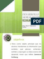 Desarrollo Moral según Kohlberg.ppt