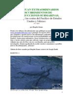 Extraordinarios Descubrimientos de Construcciones Submarinas