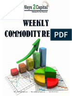 Commodity Report by Ways2Capital 24 Nov 2014