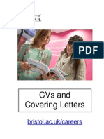 Cvs Covering Letters Booklet