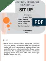 Gizi Dan Fisioligi Olahraga (Sit Up)