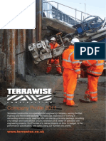Terrawise Company Profile May 2011