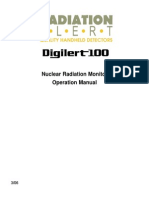 Digilert 100 Operation Manual
