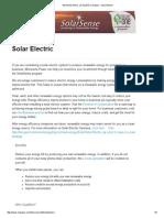 Minnesota Power- Solar Electric