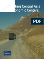 Connecting Central Asia with Economic Centers