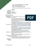 UT Dallas Syllabus for mis6319.501.07f taught by Hans-joachim Adler (hxa026000)