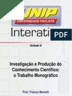 IPCC Uni III BB