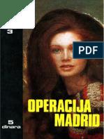 [Trag 003] Dan J. Marlowe - Operacija Madrid +.doc