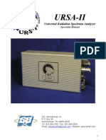 URSA-II Operation Manual