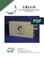 URSA-II Operation Manual