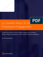[eBook]22 Surefire Ways to Increase Employee Engagement Full (1)