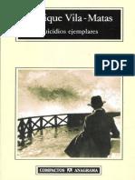 Suicidios ejemplares - Enrique Vila-Matas.epub