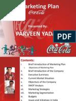 Coke Parveen Yadav