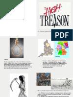high treason and treason