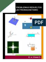 Problemas Resueltos de Electromagnetismo
