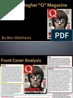 Q Magazine Analysis
