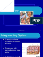 Gerontology 64 Slides