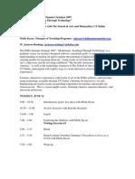 UT Dallas Syllabus for huma7390.0s1.07u taught by William Rushing (wjr051000)