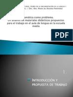 Powerpoint-Ponencia Vanesa Cátedra Unesco 2014