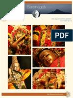 Saranagathi ENewsletter October 2014