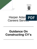 CV Construction