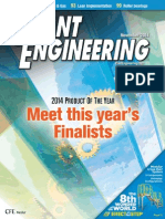 2014 - 11 - Plant Engineering