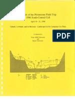 Geomorphology of the Lampasa Cut Plain, Texas