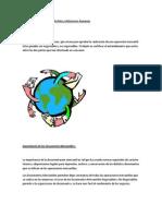 Documentos mercantiles, Archivo y Relaciones humanas