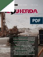 Revista Izquierda n.50 noviembre de 2014