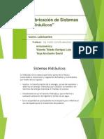 Lubricación de Sistemas Hidráulicos