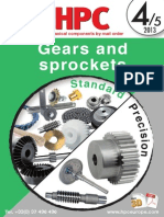 Gears And Sprockets