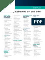 Simulia Abaqus Standard 614 Datasheet(1)