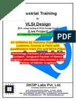 Industrial Training Vls i Design