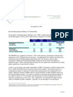 Ackman Pershing Square Holdings Ltd. Q3 Investor Letter Nov 25