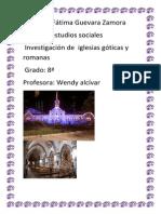 Iglesias Gotica y Romana
